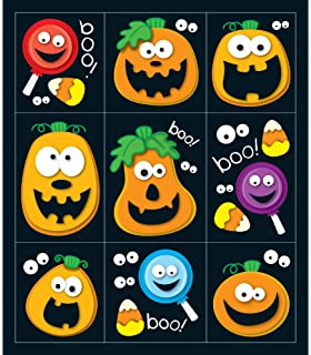 5729 Multi Color Teacher Created Resources Halloween Stickers from Susan Winget Teacher Created Resources OS