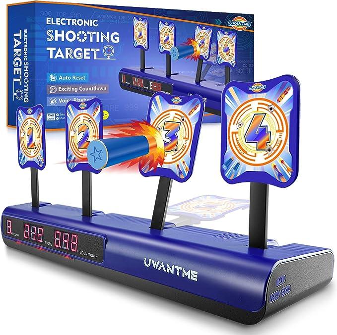 Electronic Shooting Target
