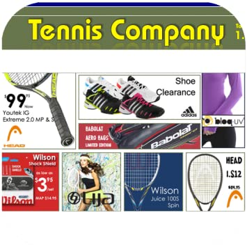 Amazon.com: Tennis Company: Appstore for Android