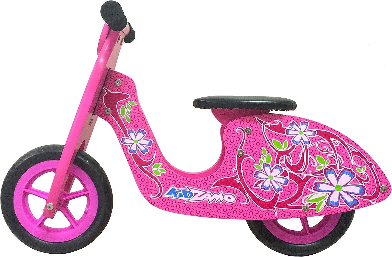 ATALA Bicicleta de niña Tipo Strider (Sin Pedales) kidzamo Scooter ...