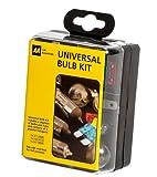 AA Compact Universal Bulb Kit, inc H1, H4 and H7 bulbs