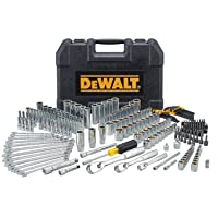 Deals on DEWALT Mechanics Tool Set 247-Piece (DWMT81535)