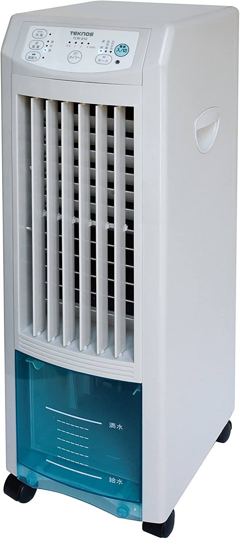 テクノス 冷風扇 スリムタイプ