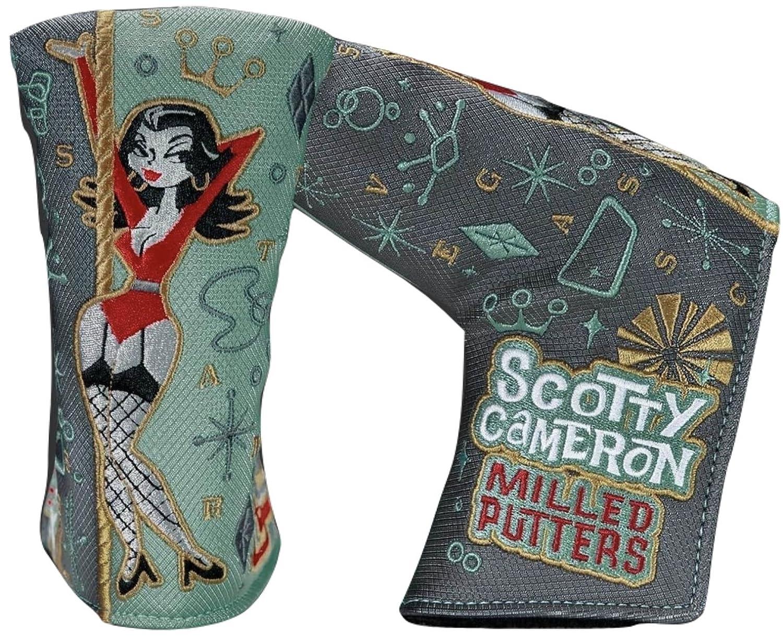 Scotty Cameron 2017ラスベガス限定版標準パター用ヘッドカバー B0794WYVSY