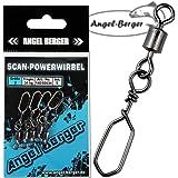 Angel Berger scan-poder giratoria de acero cierre Mar Pesca remolinos oceánicos