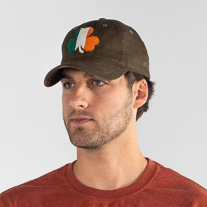 Irish America Love Flag Adjustable Mesh Trucker Baseball Cap Men Women Dad Hat