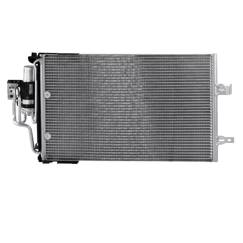 1x Kondensator Klimaanlage Klimakü hler Klima Kü hler Klimakondensator 550 x 380 x 15 ATEC