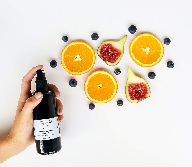 No. 2 Citrus Rhapsody Toner Mist by Edible Beauty #16