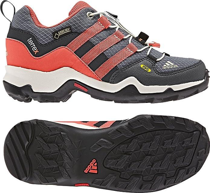 adidas Terrex GTX - Zapatillas de Material sintético niña shagre/bahco Talla:29: Amazon.es: Zapatos y complementos