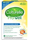 Culturelle Health & Wellness Daily Immune Support Formula, One Per Day Dietary Supplement, Contains 100% Naturally Sourced Lactobacillus GG –The Most Clinically Studied Probiotic†, 30 Count