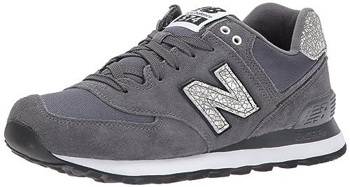 1f2a69925ea37 New Balance Women's 574V1 Shattered Pearl Sneaker