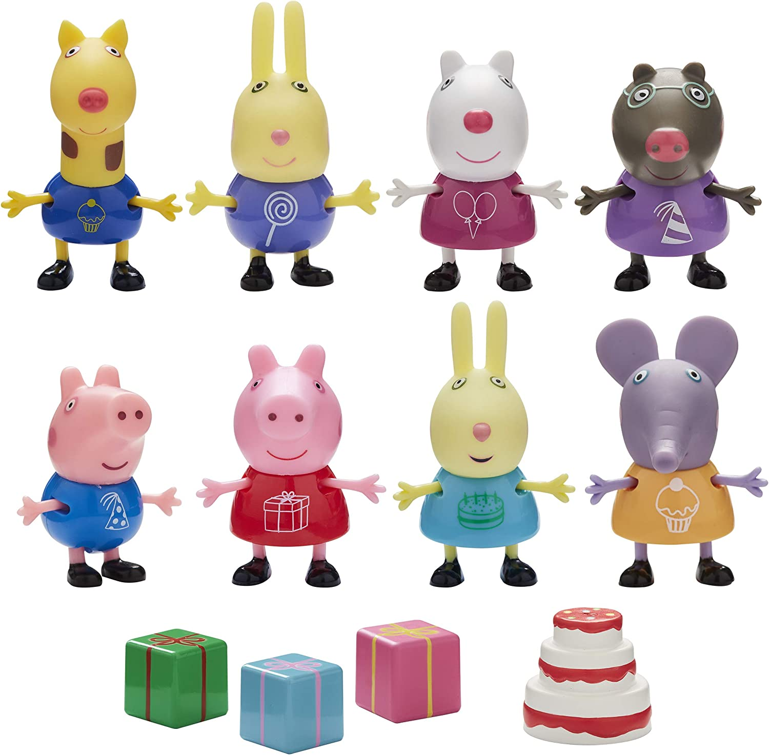 Peppa Pig 6927 Friends Party Pack Festa Peppa Pig