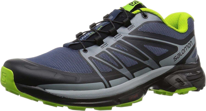 SALOMON L38155500, Zapatillas de Trail Running para Hombre: Amazon.es: Zapatos y complementos