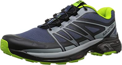 SALOMON L38155500, Zapatillas de Trail Running para Hombre: Amazon ...
