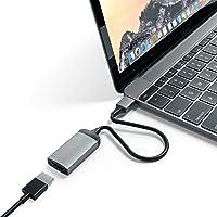 Adaptador Satechi ST-TC4KKHAS USB Type-C para HDMI 4K - Cinza Espacial