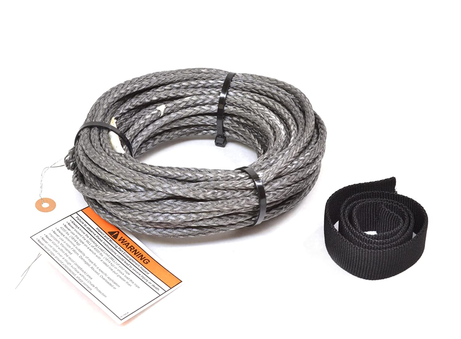 Amazon.com: Warn 78388 Replacement Synthetic Rope: Automotive