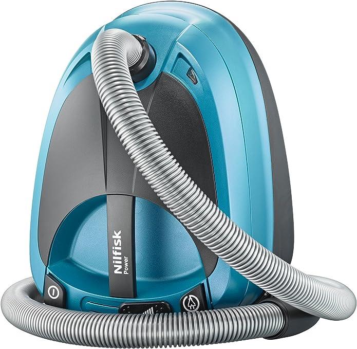 Nilfisk Power Energy - Aspirador, filtro HEPA anti-ácaros: Amazon ...