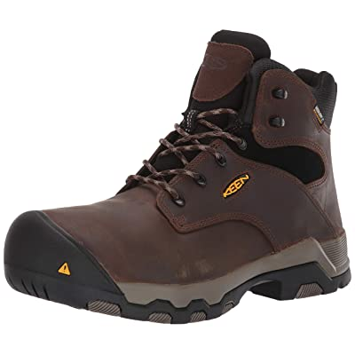 "KEEN Utility Men's Rockford 6"" Waterproof Industrial Boot 