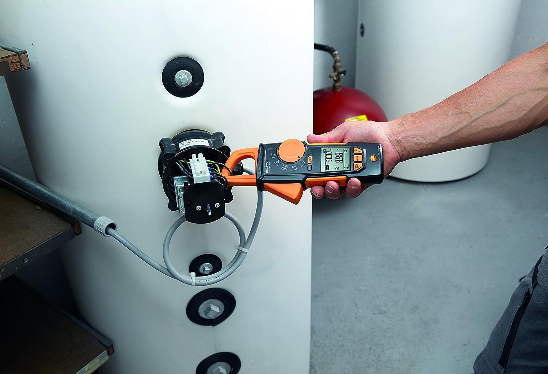Testo 770-3 Digital Hook Clamp Meter TRMS Wireless: Amazon.com: Industrial & Scientific
