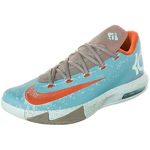0e0c767656c1 NIKE KD VI Kevin Durant Basketball Shoes 599424-400 (US 12)  Amazon.ca   Shoes   Handbags