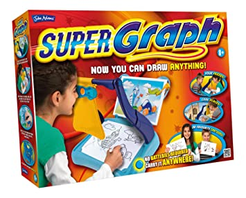 John Adams SuperGraph Drawing Station from