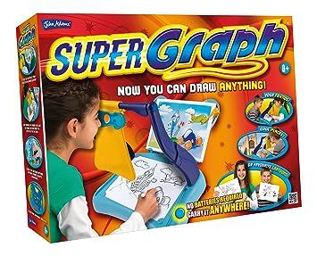 John Adams Supergrafix - Proyector para Dibujar: Amazon.es ...