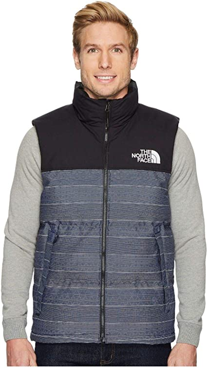 The north face novelty aconcagua vest solid gold investments ltd