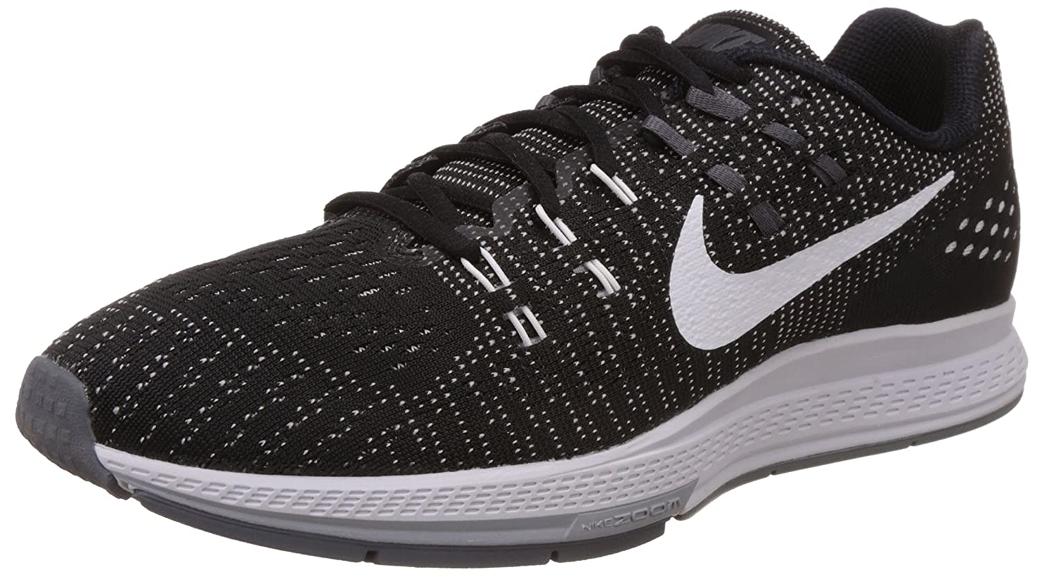 cheaper a7683 51334 Nike Men s Air Zoom Structure 19 Running Shoes Black  Amazon.co.uk  Shoes    Bags