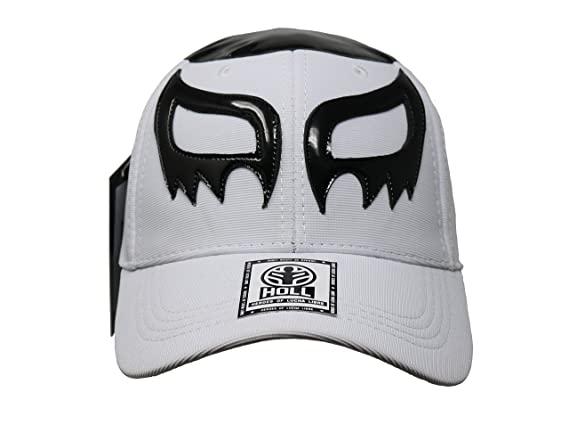 Cien Caras Lucha Libre Adult Unisex Stretch Fit Hat Wrestling at Amazon Mens Clothing store: