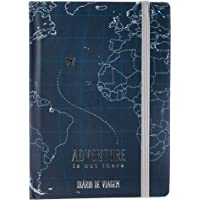Caderno Rio de Viagem 80 Folhas, Tilibra, Multicor