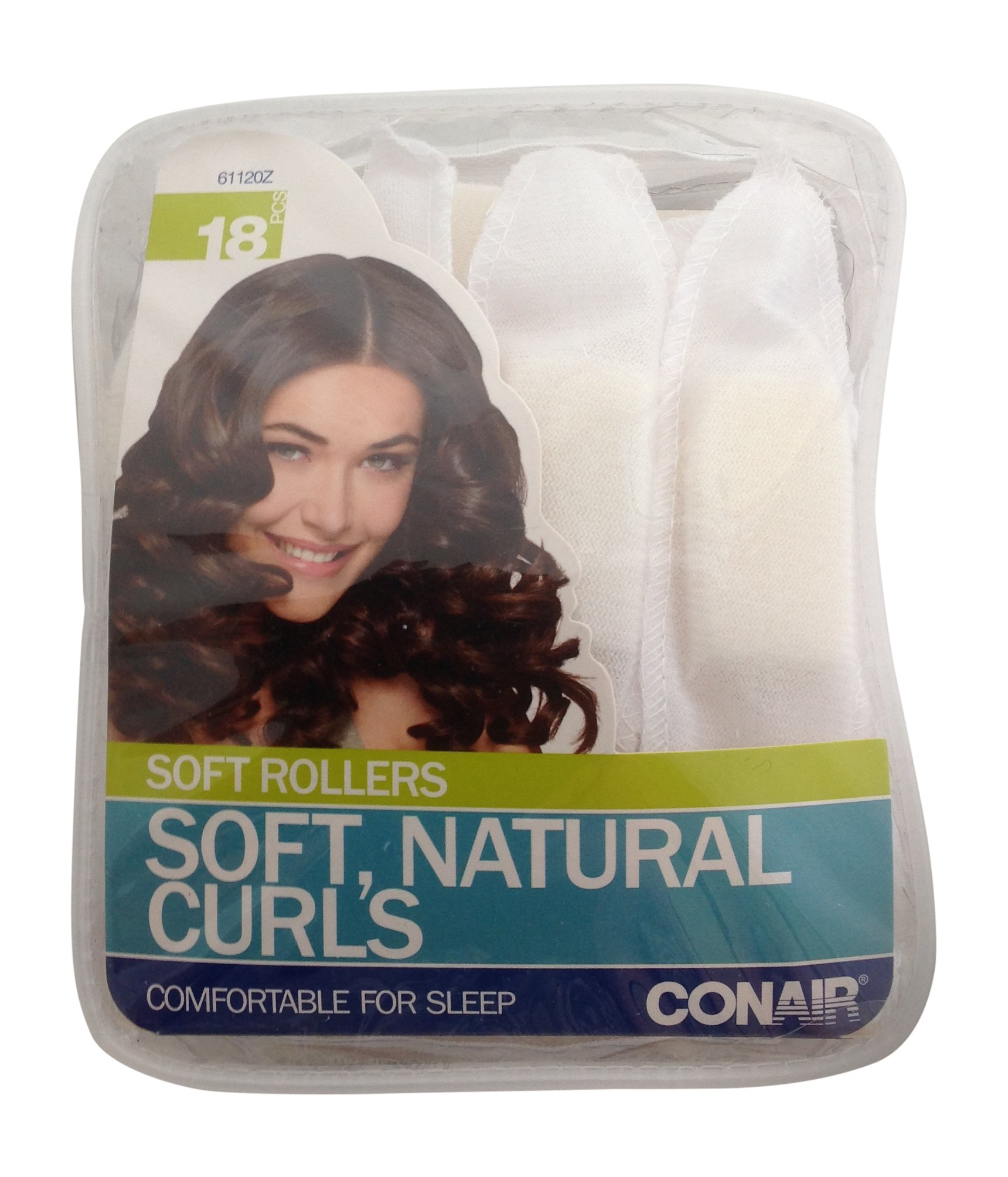 Conair Styling Essentials 18 Pillow Soft Rollers / Curlers by Conair (Image #1)