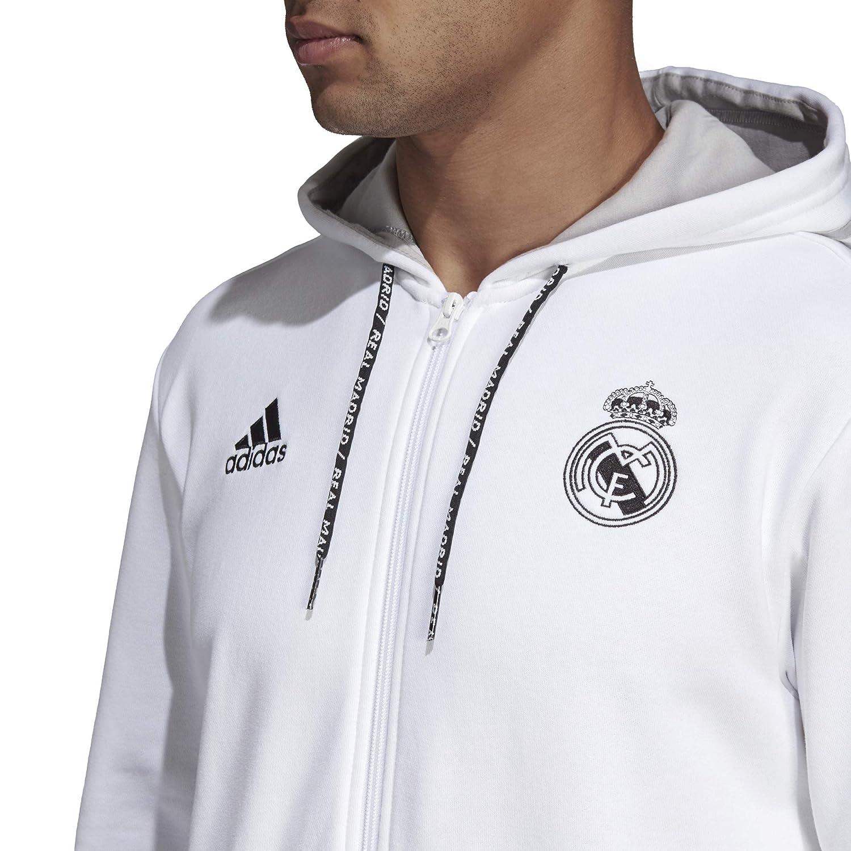 adidas Performance Real Kapuzenjacke Madrid Herren 8wPkOn0