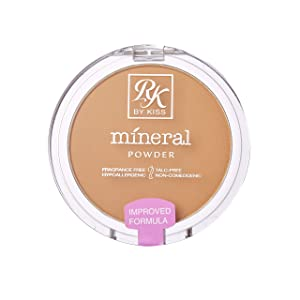 RUBY KISSES MINERAL POWDER 0.35oz (RMP10 Golden Honey)