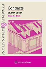 Examples & Explanations for Contracts (Examples & Explanations Series) Kindle Edition