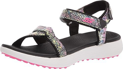 Skechers Women's 600 Spikeless Golf Sandals Shoe: Amazon.sg: Fashion