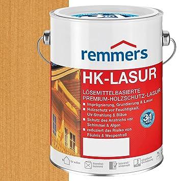 Remmers Hk Lasur Eiche Hell 750ml Amazon De Baumarkt