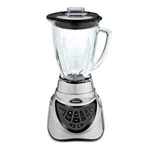 Oster BLSTTA-C00-026 Blender, Brushed Nickel