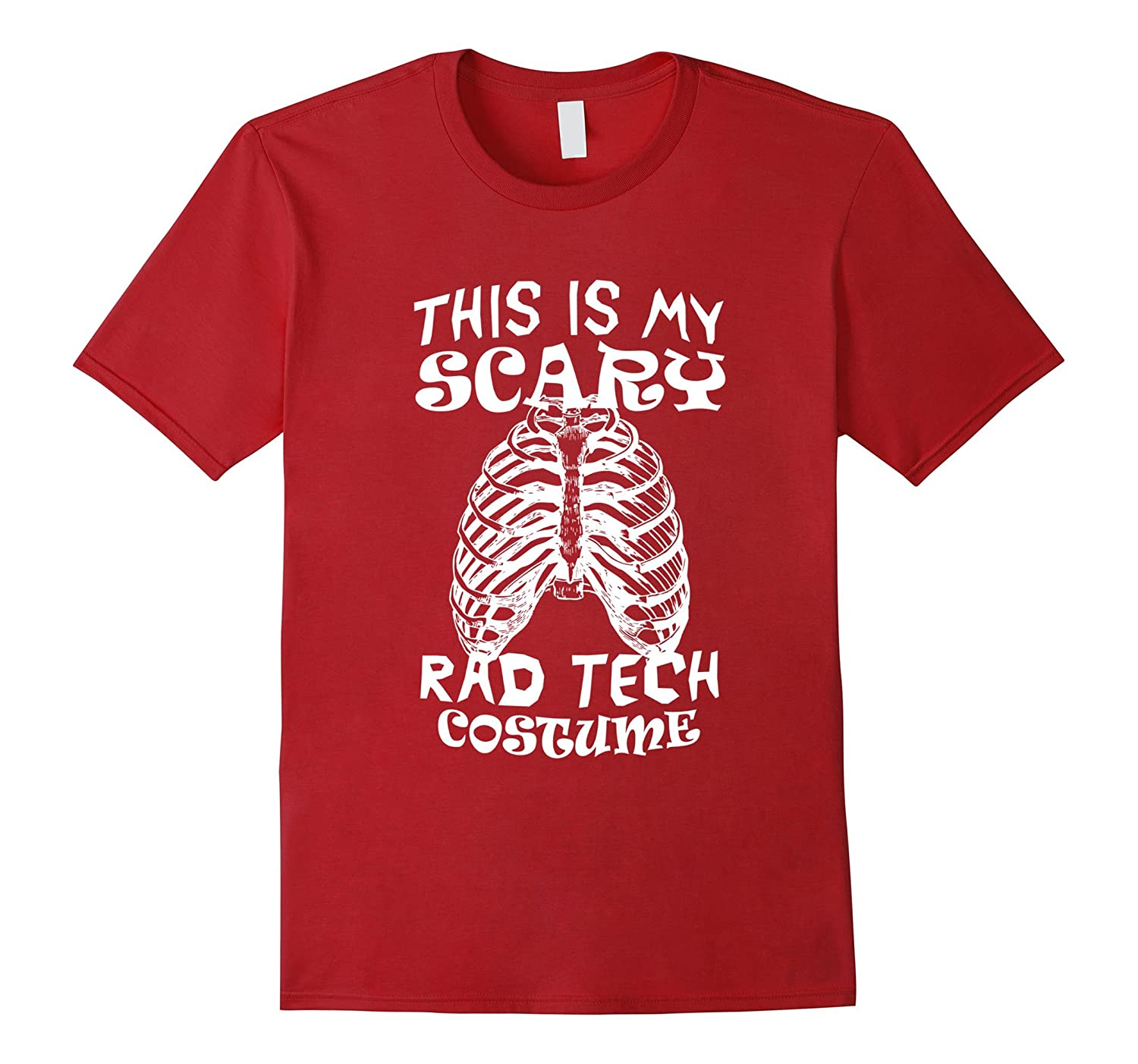 This Is My Scary Rad Tech Costume, Radiologist Halloween