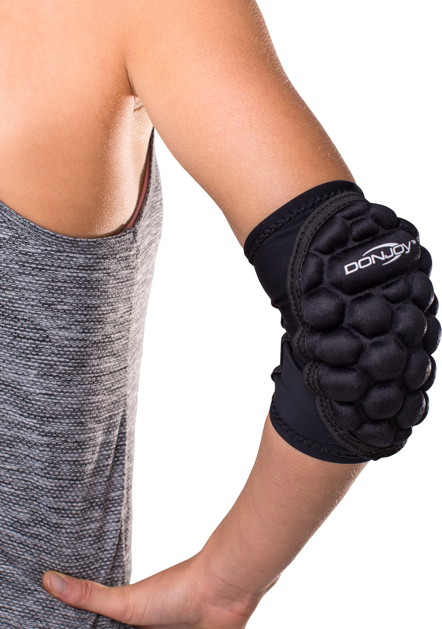 DonJoy Spider Elbow Pad Sleeve, X-Small by DonJoy