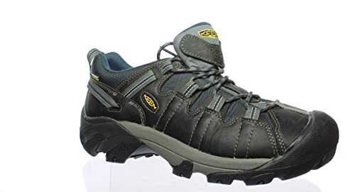 5c7ed8a119 Image Unavailable. Image not available for. Color: Keen Men's Targhee II  Gargoyle/Midnight Navy ...
