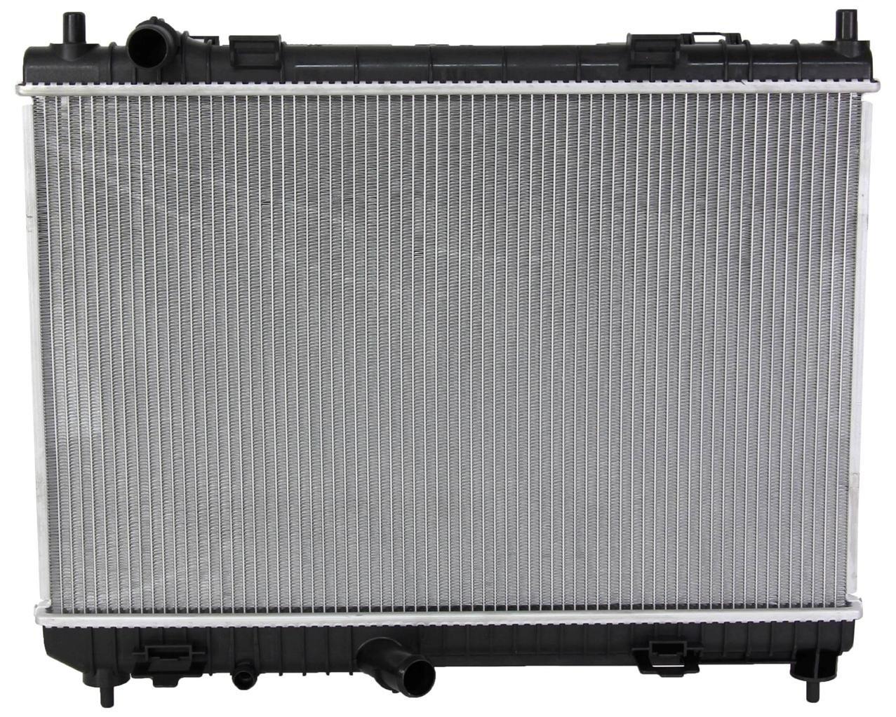 Nueva Asamblea Radiador para Ford 11 - 13 fiesta fo3010296 ae8z 8005 B Plástico/Aluminio ae8z 8005 B fo3010296: Amazon.es: Coche y moto