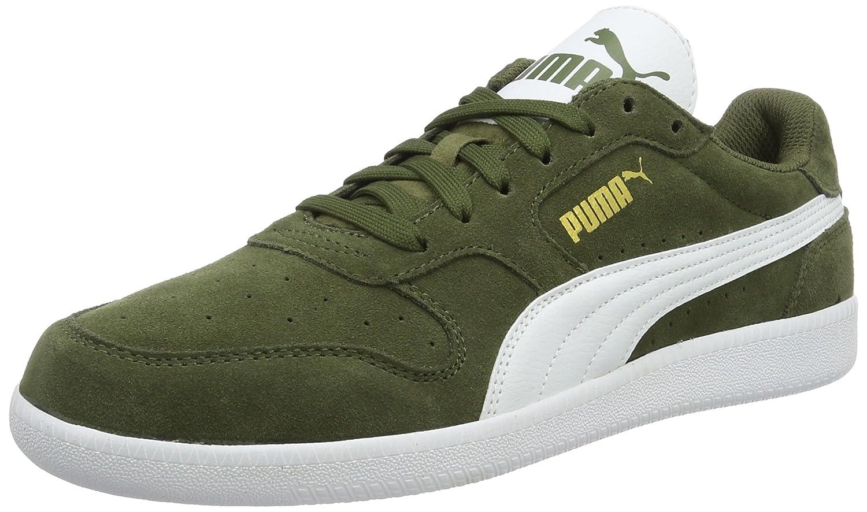 puma icra trainer grün