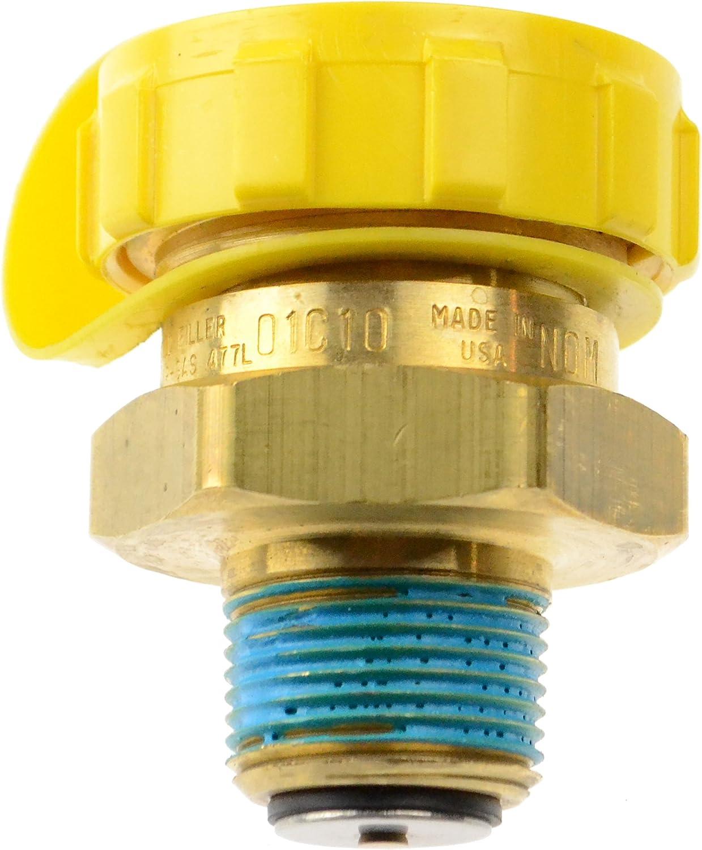 Yellow Manchester V20004//7547B LP Fill Valve
