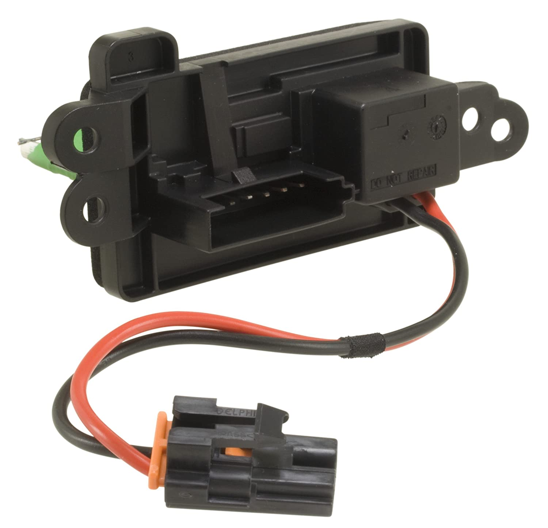 Wells JA1582 HVAC Blower Motor Resistor