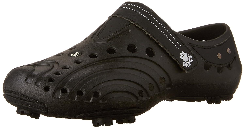 ドーグス(DAWGS) ゴルフスピリット シューズ メンズ ブラック×ブラック MsGolfSpiritBK/BK B0036ZSUNK 10(26.527cm)