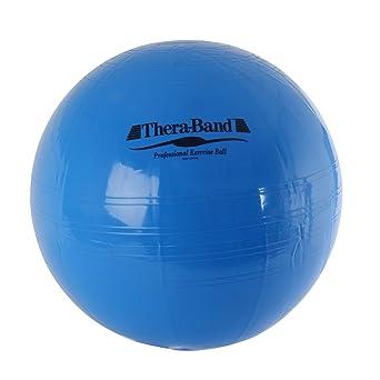 Theraband - Balón de ejercicio, color azul: Amazon.es: Industria ...