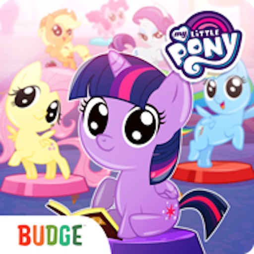 My Little Pony Pocket Ponies from Budge Studios