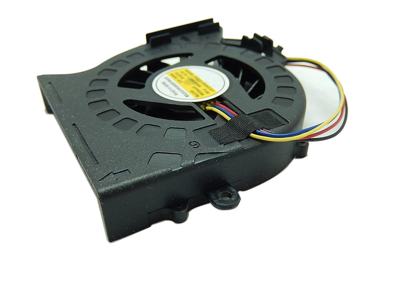 Soundless CPU Cooling Fan for HP Pavilion DV6 DV6-6000 DV7-6000 MF60120V1-C180-S9A 4-pin