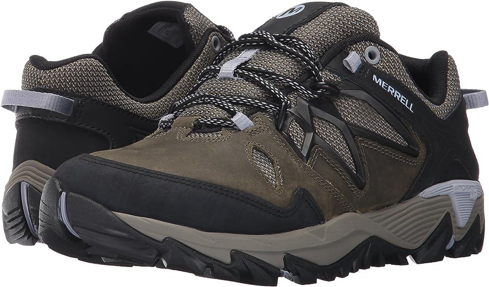 Merrell All out Blaze 2, Zapatillas de Senderismo para Mujer, Verde (Dark Olive), 38 EU: Amazon.es: Zapatos y complementos