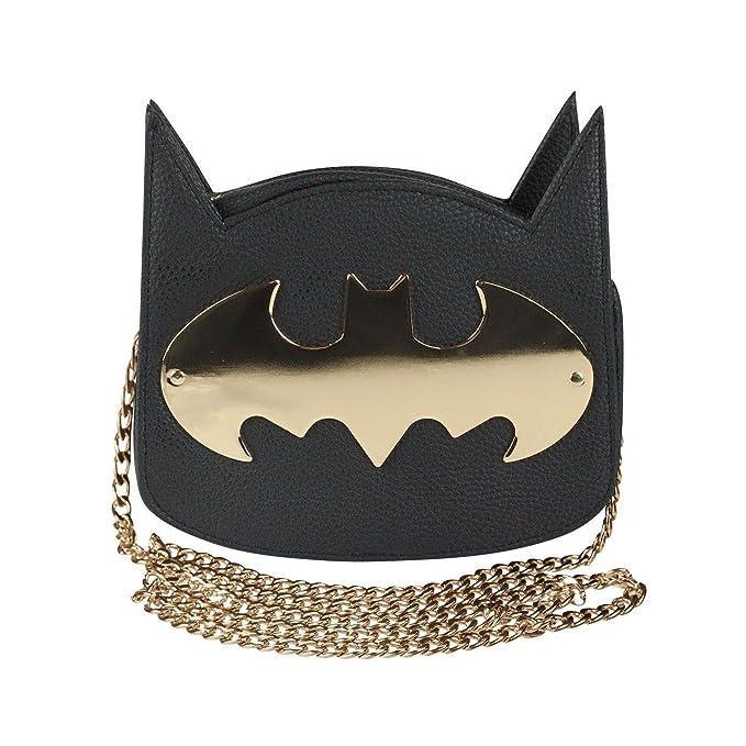 DC Comics Batman Gotham Gold Cross Body Bag